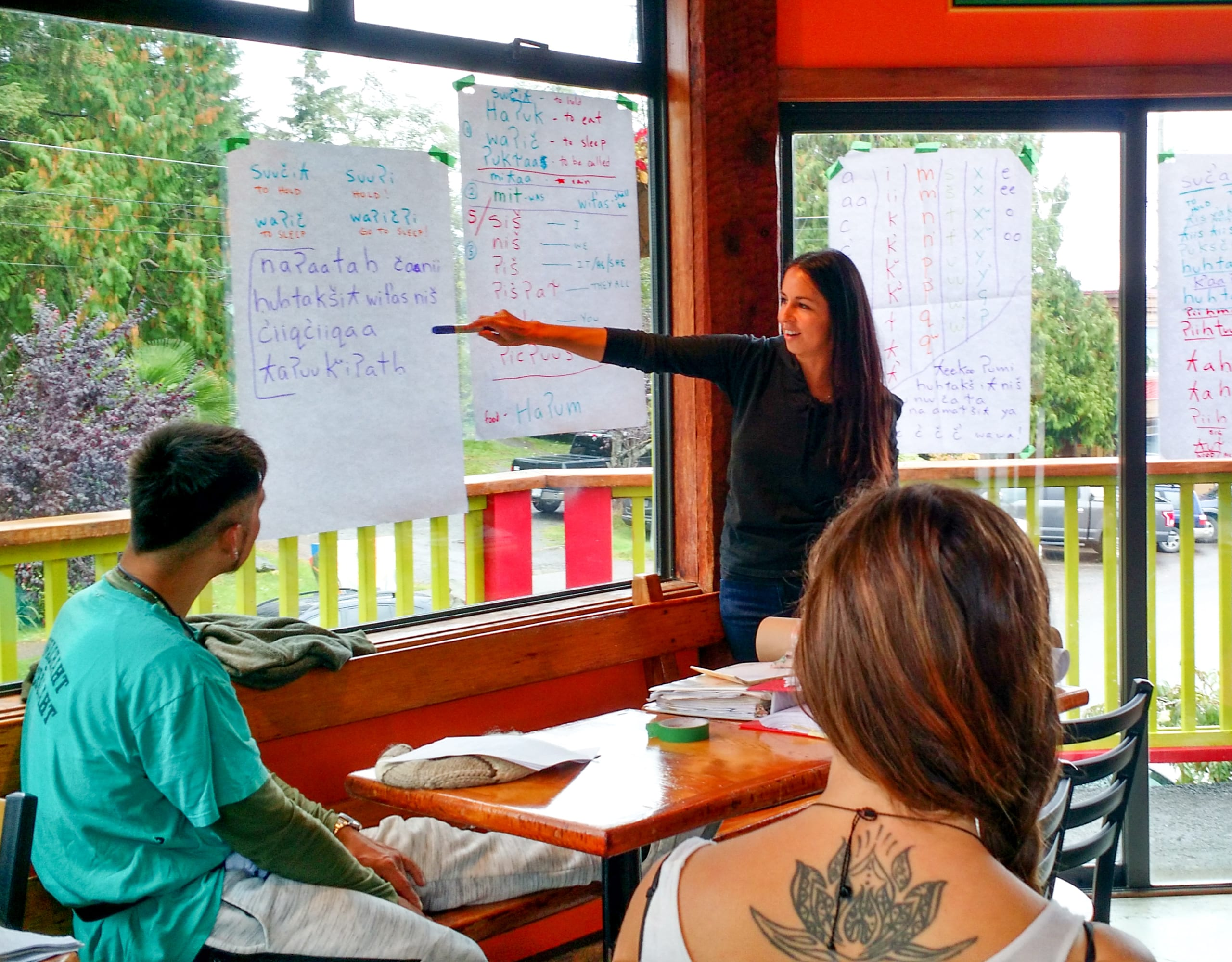 Gisele Martin Language Educator