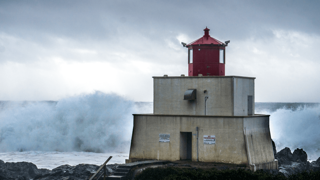 Amphitrite Lighthouse Capturing the Coast 2018