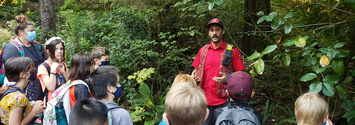 National Forest Week Field trip